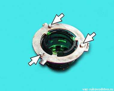 Фото №46 - устройство замка зажигания ВАЗ 2110