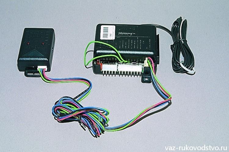 Фото №16 - как отключить сигнализацию без брелка на ВАЗ 2110